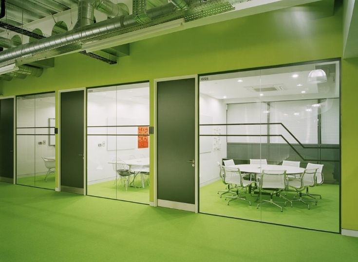 Contemporary Office Spaces | Office spaces, Contemporary and Spaces