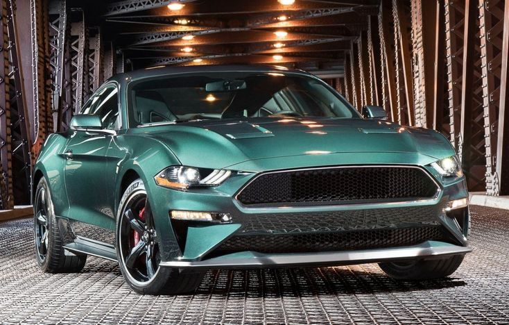 Ford Mustang Bullitt 2019 AZH CARS – I LIKE