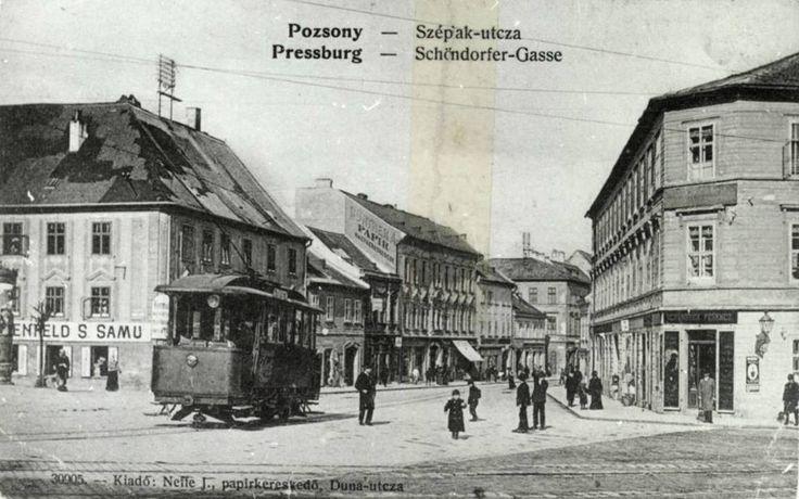 Obchodná ulica