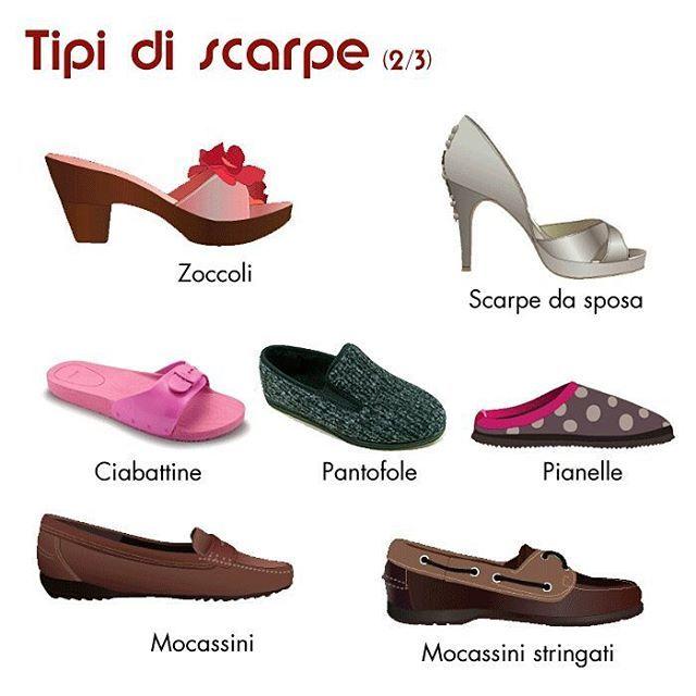 Tipi di scarpe