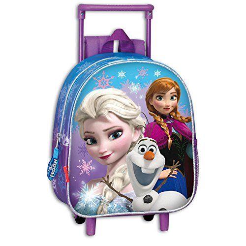ICYMI: Reine des Neiges – Trolley sac à dos maternelle 24x28x10cm: Big Discounter Online Reine des Neiges – Trolley sac à dos maternelle –…