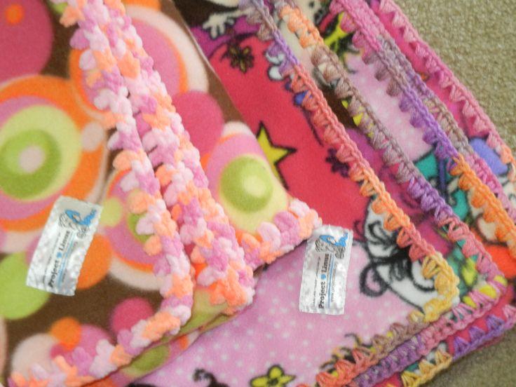 32 Best Project Linus Stuff Images On Pinterest Crochet