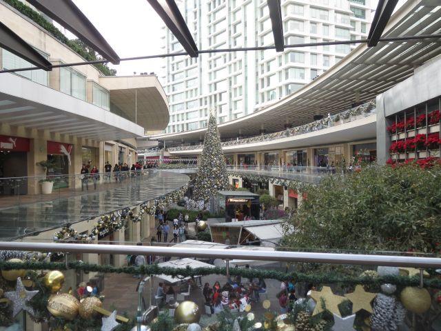 Centro Comercial Antara Polanco DF.