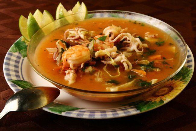 sopa de marisco – RevistaRutaGourmet