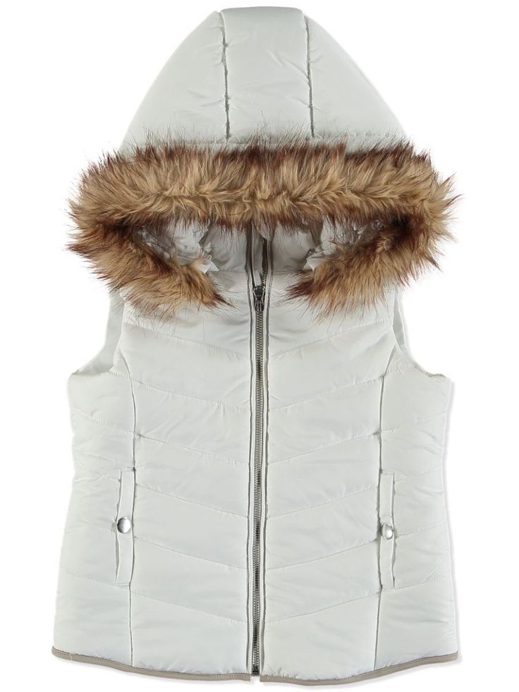 $30 @ Best and Less GIRLS PLAIN PUFFA VEST | Best and Less