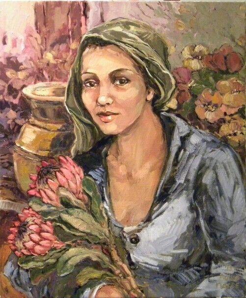 Aviva Maree. Lieka van die Blomwinkel