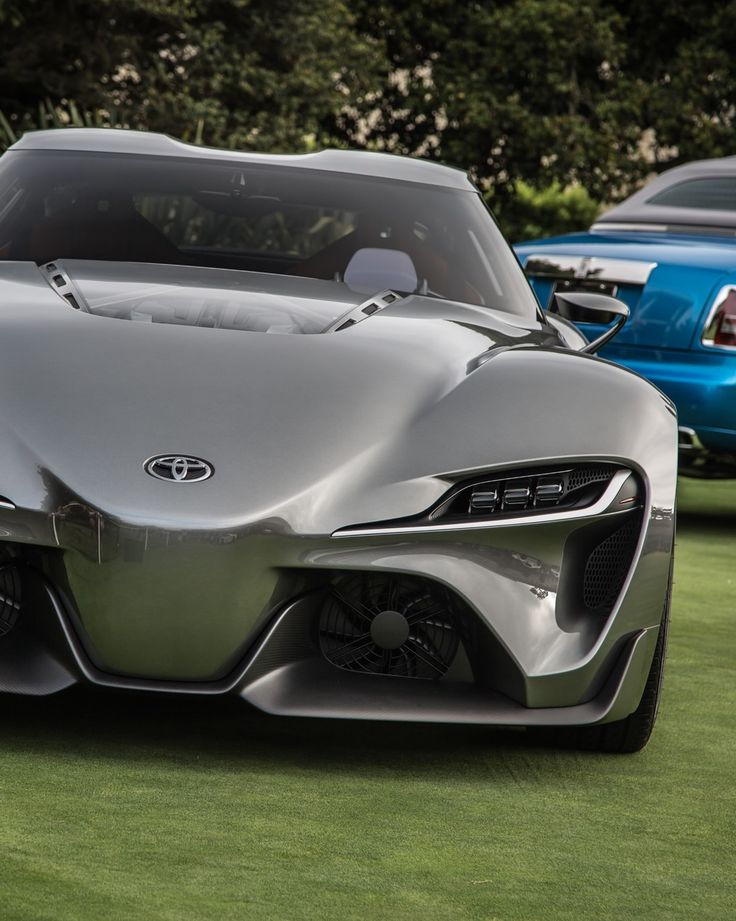 Toyota FT-1 #ForTheDriven #Scion #Rvinyl…