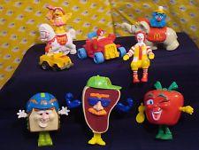 McDonald's 90s toys