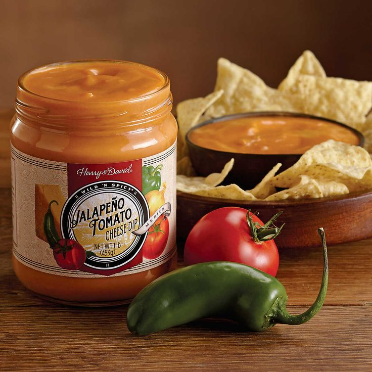 Jalapeño Tomato Cheese Dip   Gourmet Food Online   Harry & David