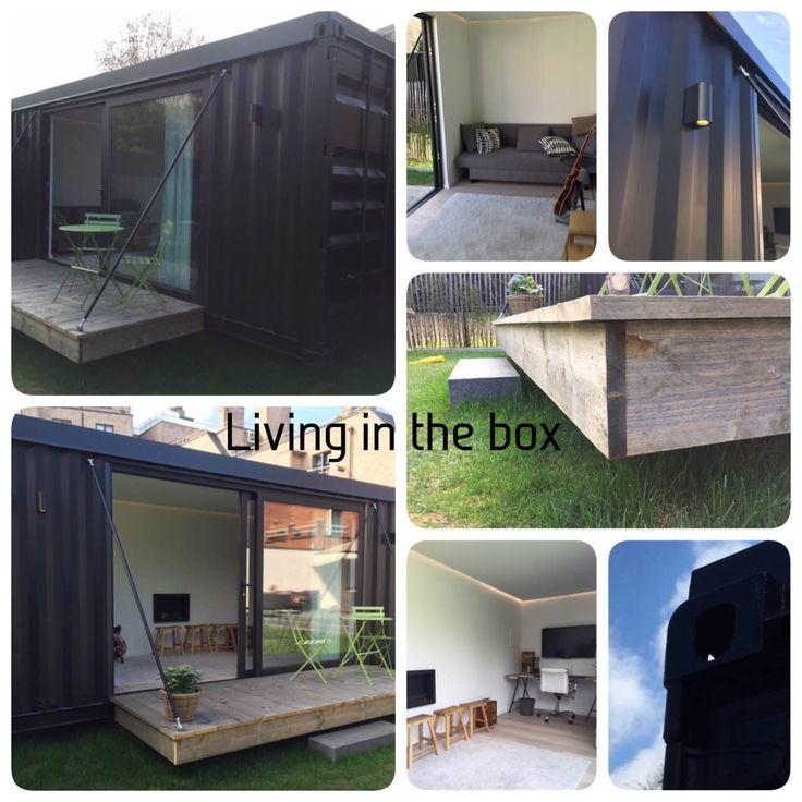 Living In The Box   Zeecontainers Ingericht Naar Uw Wensen