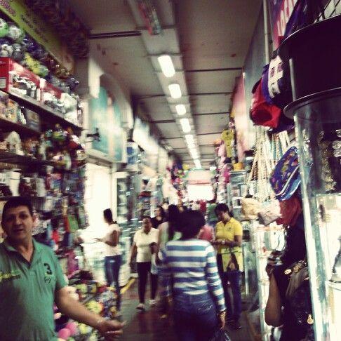 De shopping papito