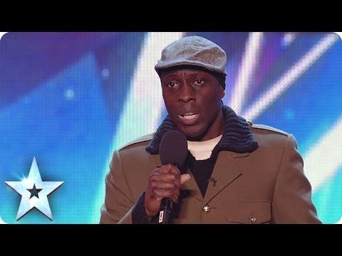 Toju is Ant and Dec's Golden Buzzer act | Britain's Got Talent 2014 - YouTube
