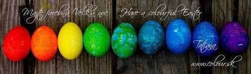 #Colourful #Easter2016 :-)  #Farebná #VeľkáNoc2016  @TatianaSujet www.colour.sk <3  #EasterEggs #spring #march2016 #slovakia #europe #world #universe #international #peace #love #happiness #peaceful #becreative #beautiful #art #design #simple #nature #inspiring #rainbow #colour