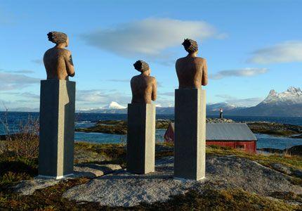 Kystkvinner- Ingun Dahlin-Tranøy