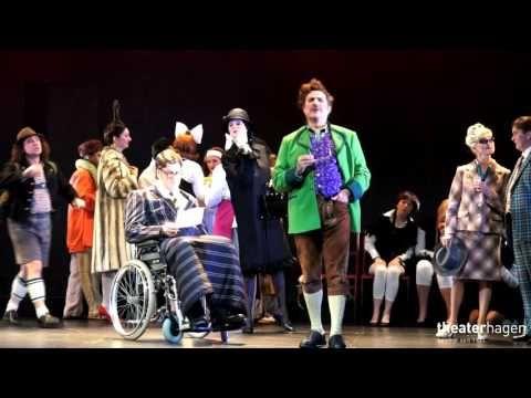 Der Rosenkavalier | Oper von Richard Strauss  www.theaterhagen.de  From: theaterhagen  #Theaterkompass #TV #Video #Vorschau #Trailer #Theater #Theatre #Schauspiel #Clips #Trailershow