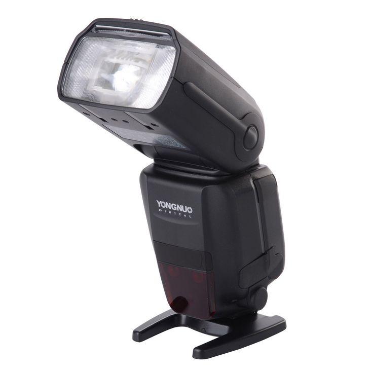 Yongnuo YN600EX-TTL RT Radio Slave flash Speedlite pour Canon 5D 6D III 7D YN-E3-RT LF630: Amazon.fr: Photo & Caméscopes