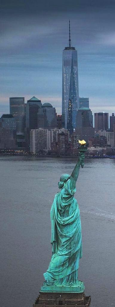 Statue of Liberty, New York City, USA #creativelol…