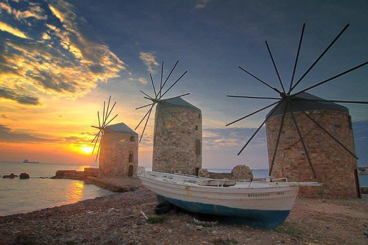 Fam Trips, Foreign Productions Promoting Aegean Isles.