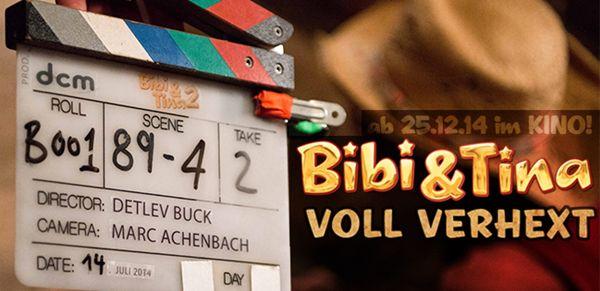 "Bibi & Tina - Voll verhext - Der 2. Film ""in echt"""