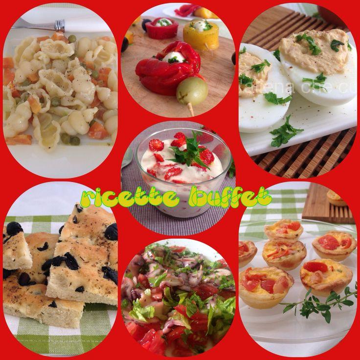 ricette buffet