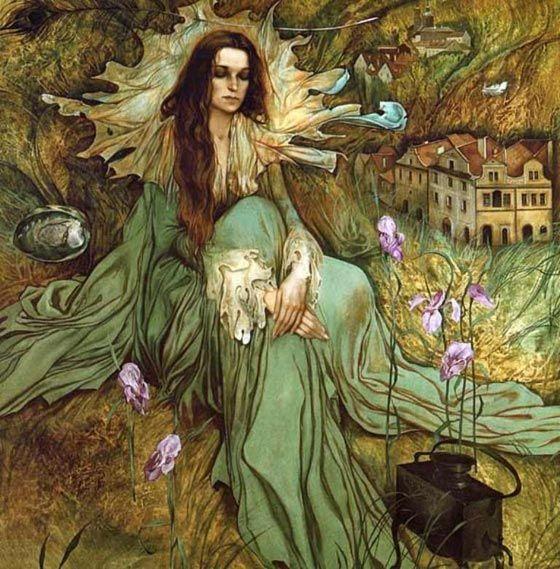 64 Bedste Kunstner Svetlana Valueva billeder på Pinterest-3861