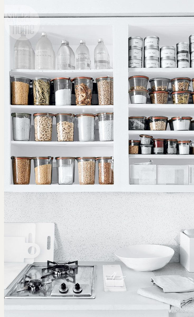 4 pro tricks for keeping your kitchen organized