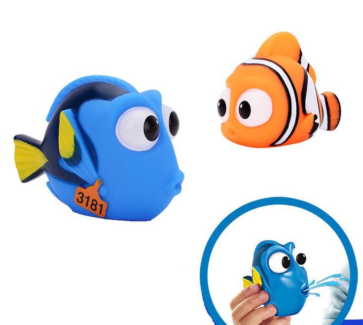 Disney Pixar Finding Nemo Dory Kids Baby Play Time Shower