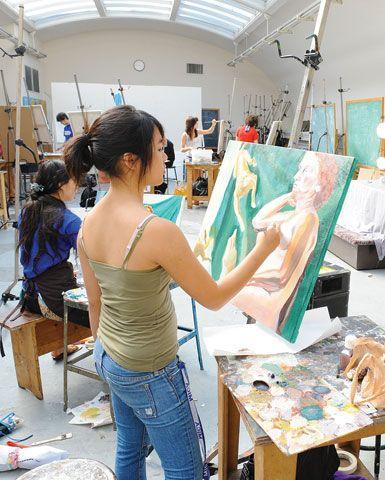 MICA Maryland Institute College of Art | High school ...