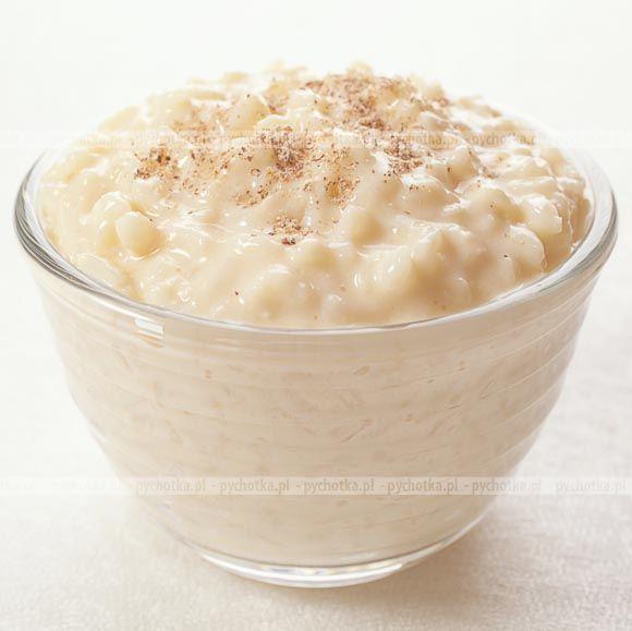 Grecki pudding ryżowy