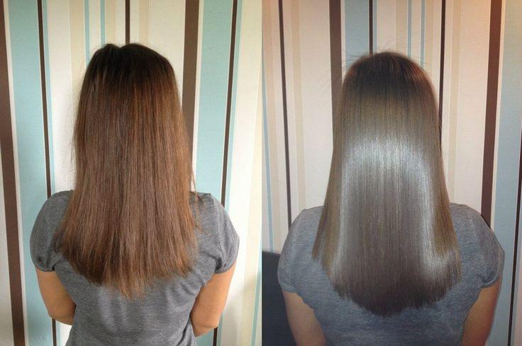 Кератиновое выпрямление волос в Гомеле