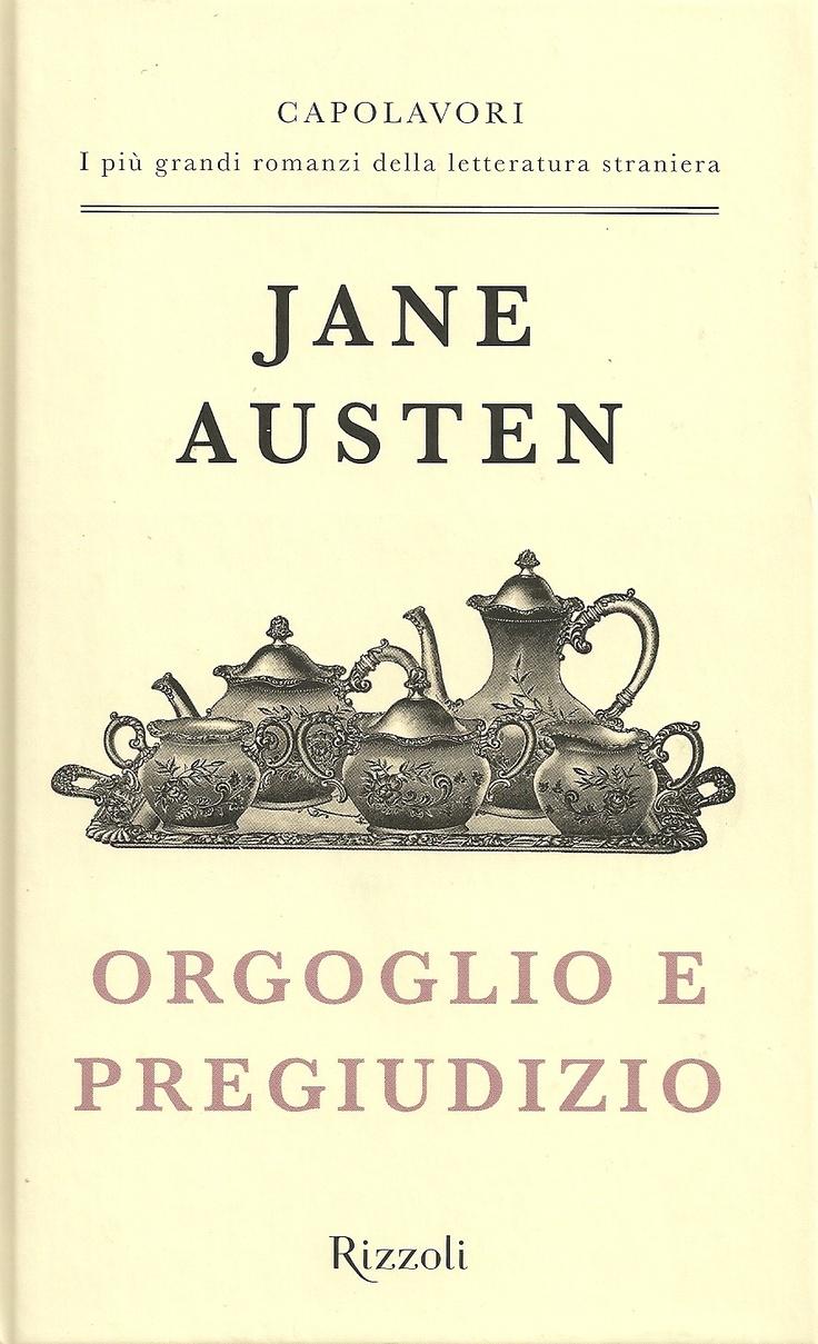 Jane Austen - Pride and prejudice  Jane Austen - Orgoglio e pregiudizio