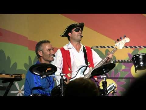 Wiggles concert- Wags the Dog