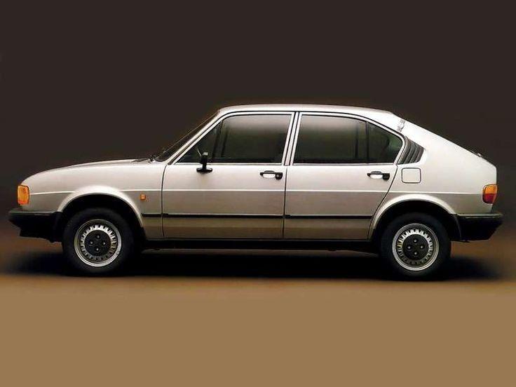 Alfa Romeo Alfasud - Alfa Romeo Alfasud 901 fiancata #alfa #alfaromeo #italiandesign