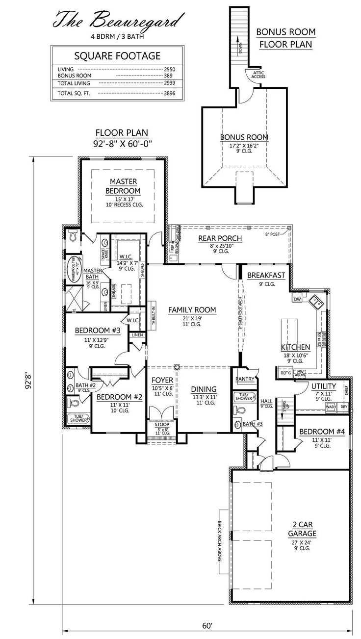 Madden Home Design   The Beauregard Part 93