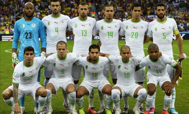 Algerie-Allemagne 2014 au Brésil