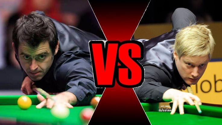 Ronnie O'Sullivan vs Neil Robertson | Champion Of Champions