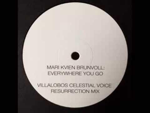▶ Mari Kvien Brunvoll - Everywhere You Go (Villalobos Celestial Voice Resurrection Mix) - YouTube