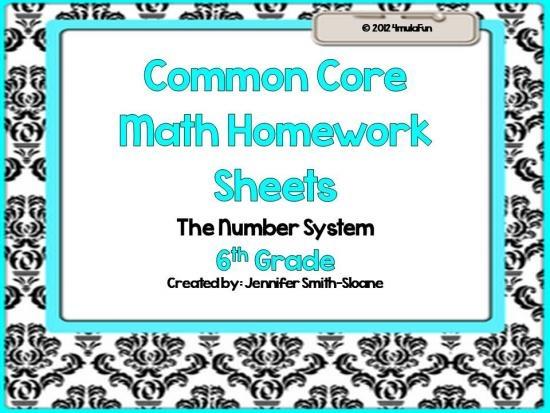 33 best Common Core Math images on Pinterest | Common core maths ...