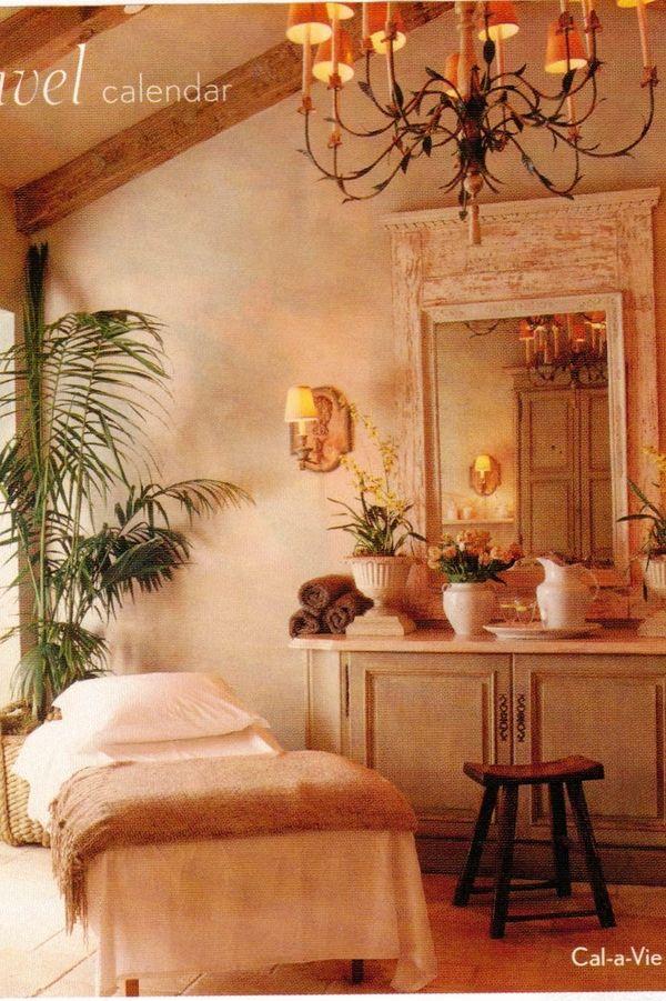 Cal-A-Vie: Spa Haven: Hotel Wellnes Destination Design by Leslie McGwire, via Behance
