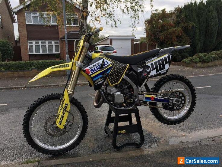 suzuki rm 125 k8 2008 motocross bike PRICE LOWERED WILL TAKE NO LESS #suzuki #rm #forsale #unitedkingdom