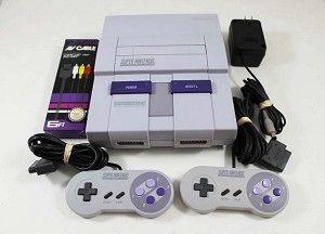 Super Nintendo System in Great Condition #lukiegames  #supernintendo