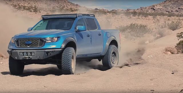 2020 Ford Ranger Prorunner By Apg Tuning Ford Ranger