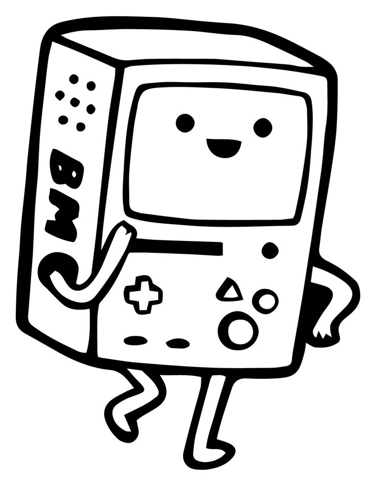 Более 10 лучших идей на тему «adventure time coloring pages» на ... - Adventure Time Coloring Pages Jake