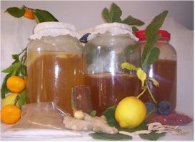 Make your own Ginger Beer: Happy Herbalist, A Recipes, Beer Recipes, Diy Gingerbeer, Health Benefits, Ginger Beer, Ginger Ale, Beer Cans, Feel Nauseated