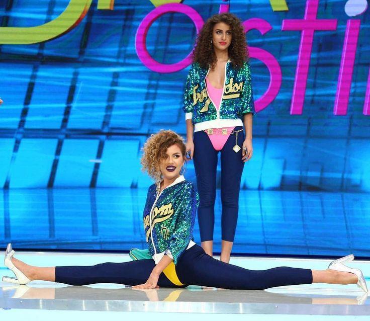 "6,121 aprecieri, 20 comentarii - Bravo, ai stil! (@bravoaistil) pe Instagram: ""Iulina & Emiliana #outfits #bravoaistil #editia27"""