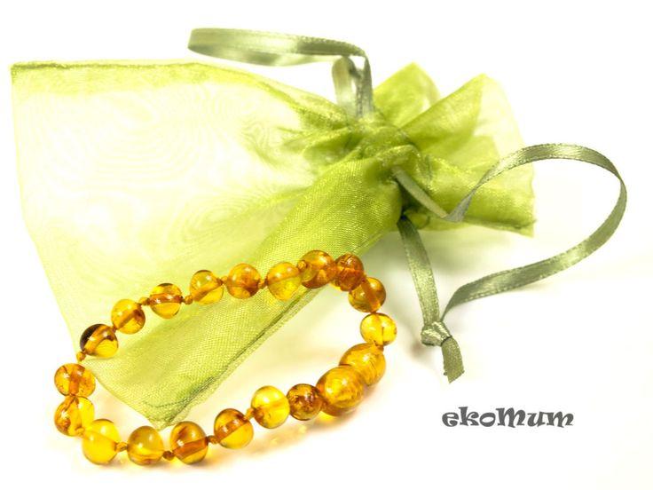 Baby Teething Amber Bracelet Anklet Baltic Genuine  #teething #amber #teethingremedies #teethingremedy #amberjewelry