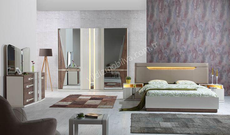 Marbella Yatak Odası Tüm mobilya modellerimiz vade farksız peşin fiyatına 9 taksitle.Modern yatak odaları Yıldız Mobilya da.http://www.yildizmobilya.com.tr/marbella-yatak-odasi-pmu4044 #mobilya #modern #dekorasyon #populer #trend #bed #kadın #ev #bedroom http://www.yildizmobilya.com.tr/
