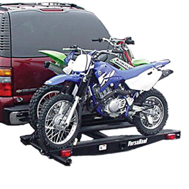 Double motorcycle carrier stht30825