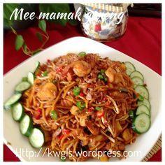 Uncle's Fried Noodles?–Mee Goreng Mamak (印度炒面)