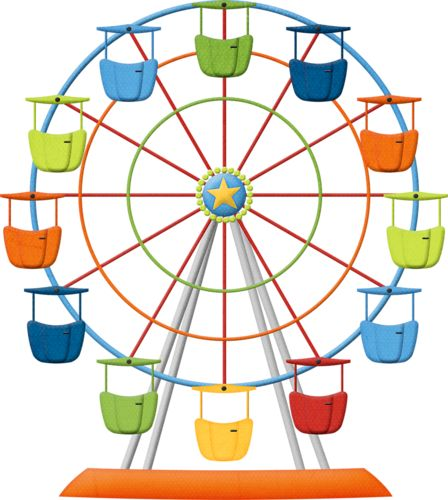 155 best craft circus   fair   carnival images on ferris wheel clipart black and white ferris wheel clipart images